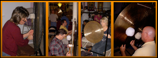 2011 Advanced Gong Studies